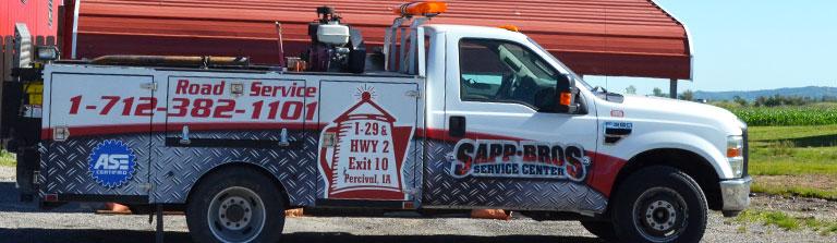 Sapp Bros Service Centers Tire Centers